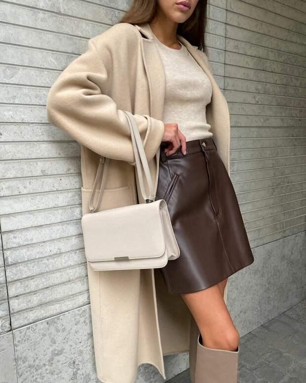 Модная трикотажная одежда осень-зима 2020-2021: прекрасные способы согреться