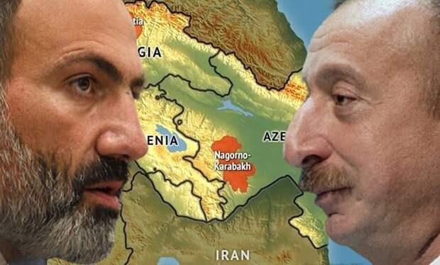 The Saker:  Осознание итогов войны в Нагорном Карабахе