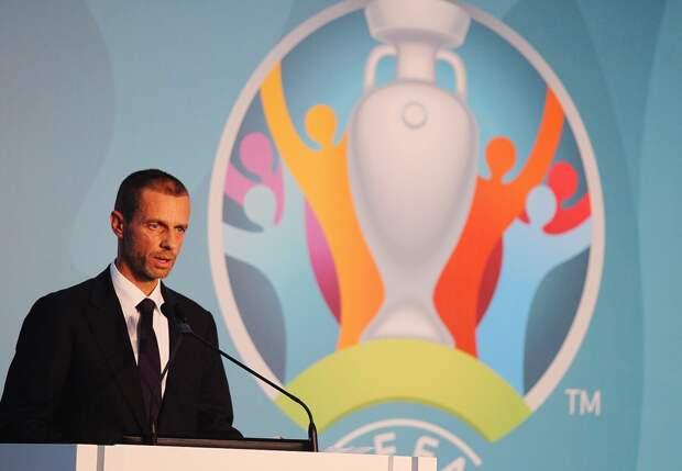 УЕФА обсудит севропейскими ассоциациями возможный перенос турниров, включая ЧЕ-2020