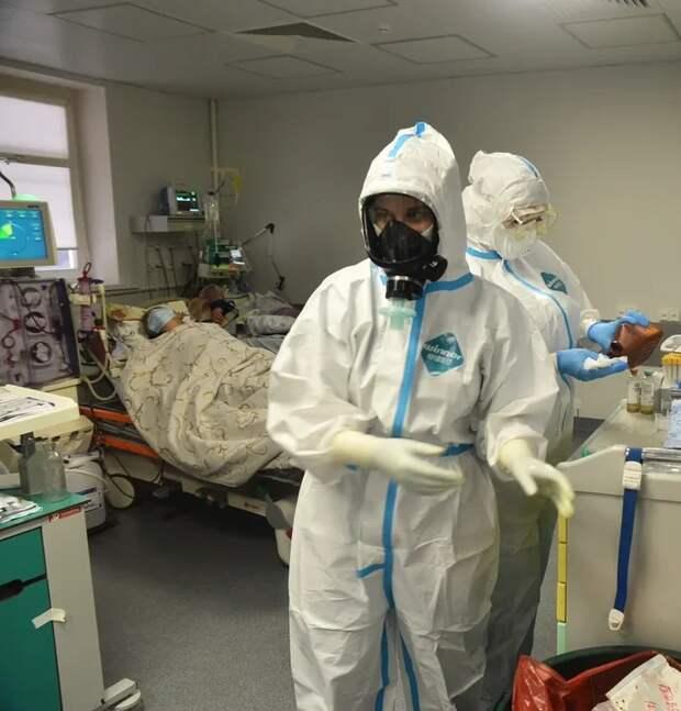 Красная зона: медики Кубани на передовой борьбы с коронавирусом
