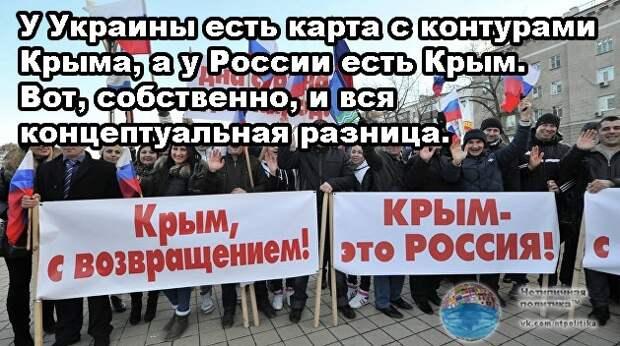 «Синица в журавле». Вокабулярная война Украины за виртуальные границы