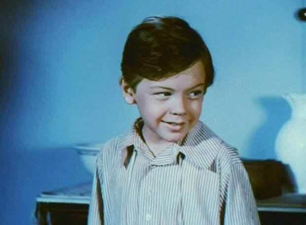 Бобби Дрисколл в фильме *Песня Юга*, 1946 | Фото: kino-teatr.ru