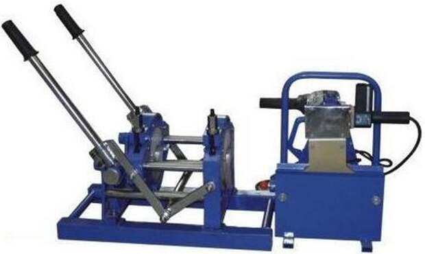 Главные особенности оборудования для сваривания пластиковых труб