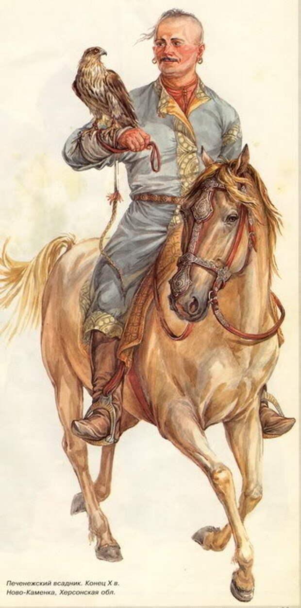 Про князя Святослава и оселедец