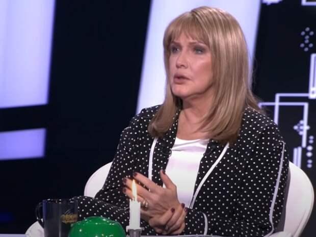 Проклова призналась, зачем разоткровенничалась под телекамерами