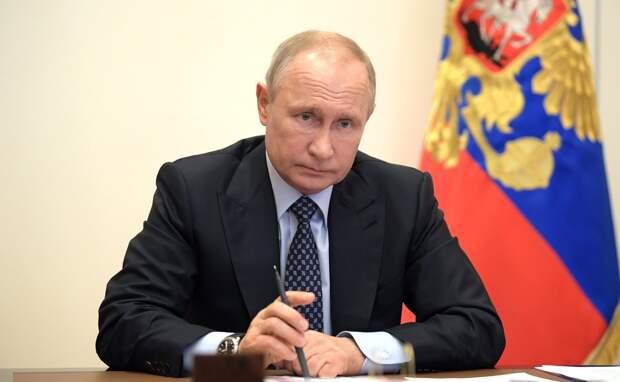 Совещание у Путина по вопросам транспорта