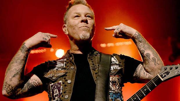 7 красоток Джеймса Хэтфилда из Metallica