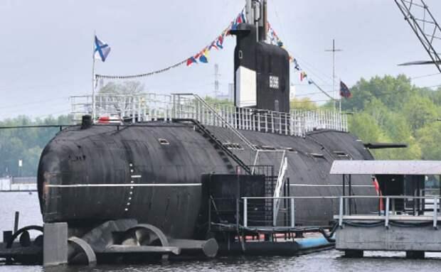 Подводную лодку в Северном Тушине можно посетить по «Пушкинской карте»