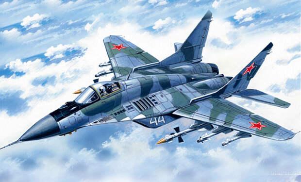 Вертикальный взлет легендарного МиГ-29. Пилот показал редчайшее мастерство