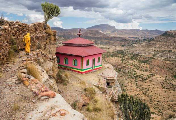 Древние церкви Эфиопии 4