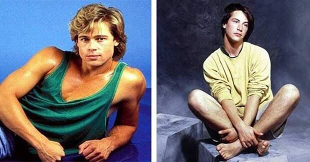 Первые кастинги голливудских суперзвезд: такими вы их никогда не видели!