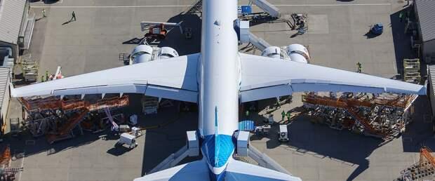 Как MAX меняет сертификацию и тянет на дно 777X
