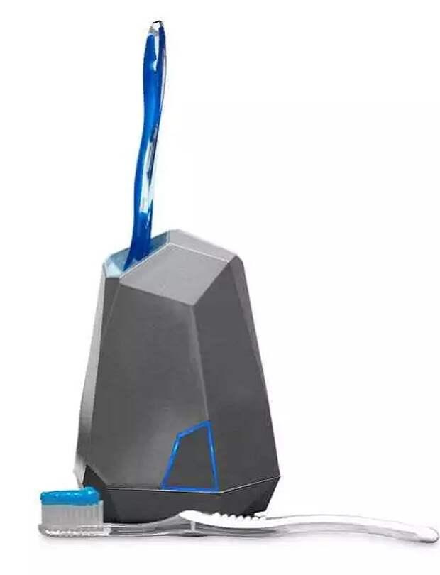 Stealth Toothbrush Sanitizer - дезинфицирующая подставка для зубной щетки
