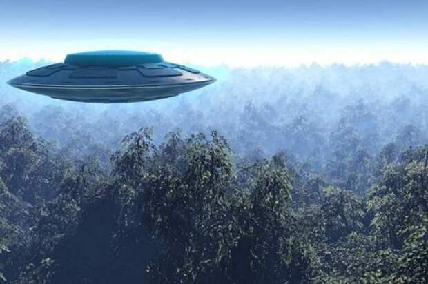 Синий пакет КГБ раскрывает факты об НЛО