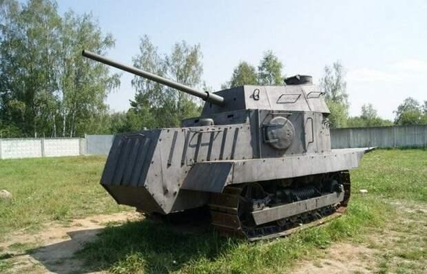 Бронетрактор ХТЗ-16: как в Советском Союзе сельскохозяйственную машину превратили в защитника Родины