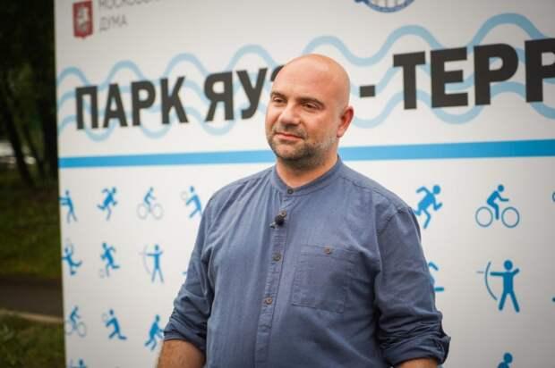 Баженов предложил ввести мораторий на изменение границ парков Москвы. Фото: Максим Манюров