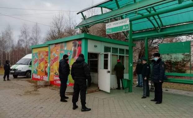 Торговавший алкоголем ларек снесут на Воткинском шоссе в Ижевске