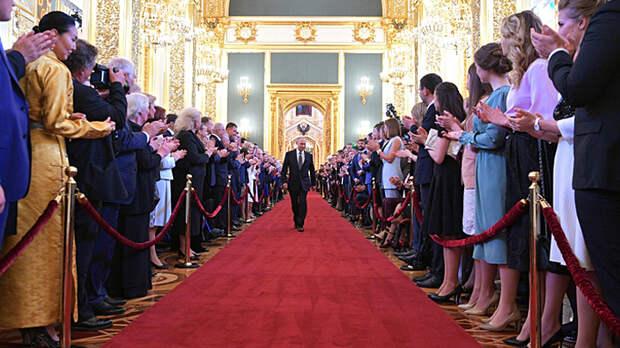 Темнейший испугал Запад: Император Путин навсегда