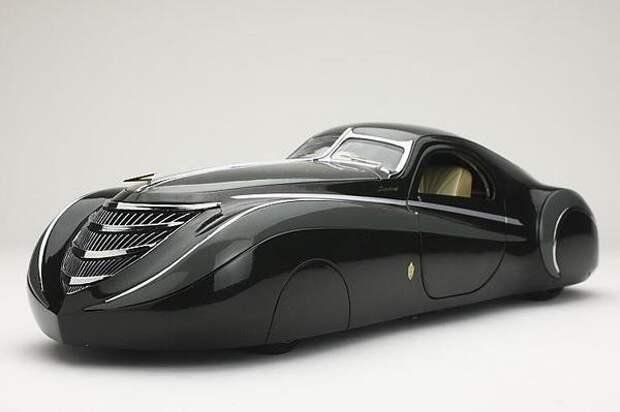 Duesenberg Coupe Simone, 1939 автомир, аэродинамика, из прошлого, конструкция, обтекаемость. формы