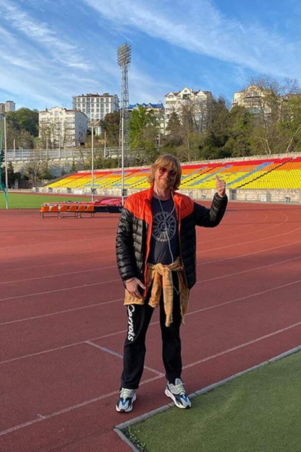 Андрею Григорьеву-Апполонову исполнилось 50