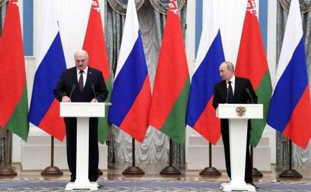 Мощный рывок интеграции: Путин и Лукашенко согласовали 28 документов