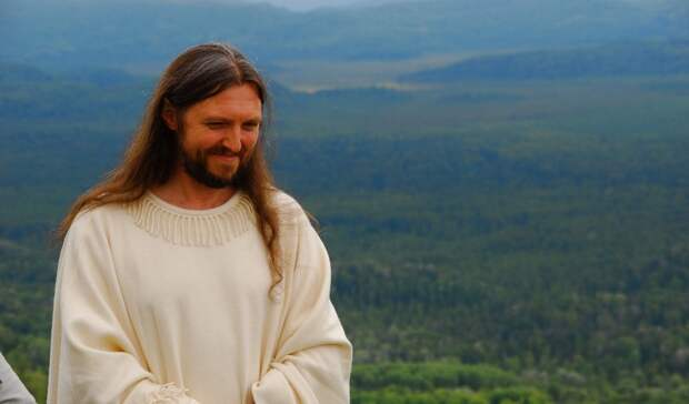 Под Красноярском задержали главу религиозной общины Виссариона