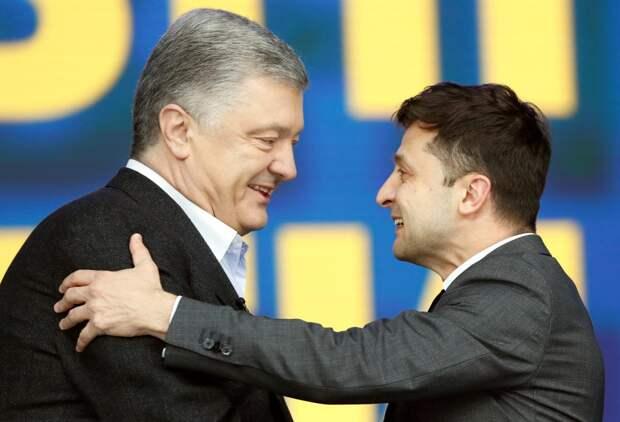 Вассерман рассказал об общих чертах Порошенко и Зеленского