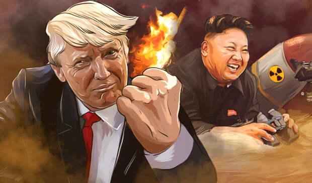 Трамп уходит, а Ын остаётся. С новыми ракетами и хорошим настроением