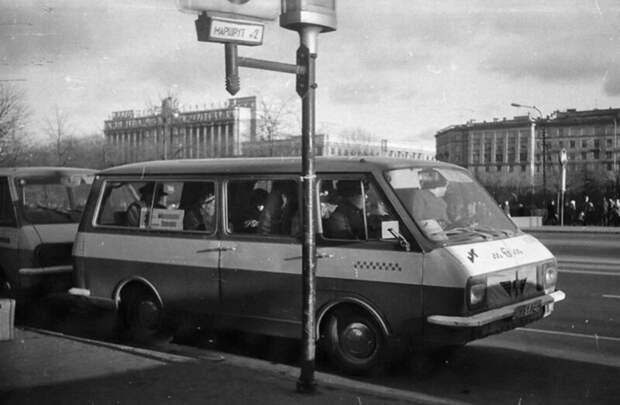 Советская маршрутка: старый, добрый Рафик РАФик, авто, автобус, машина, раф, такси