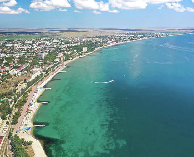 Ближе к морю: на какие курорты Крыма туристы поедут в августе