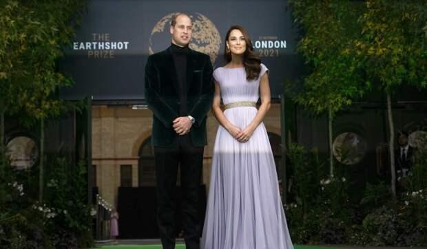 Появилась информация о внебрачном ребенке принца Уильяма