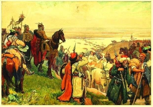 Славяне и Первое Болгарское царство в VII—VIII веках