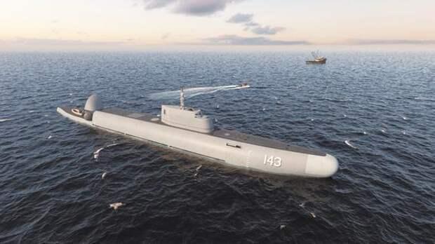 Российскую границу будет охранять «подводный босс»