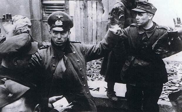 Почему солдаты СС боялись советского плена
