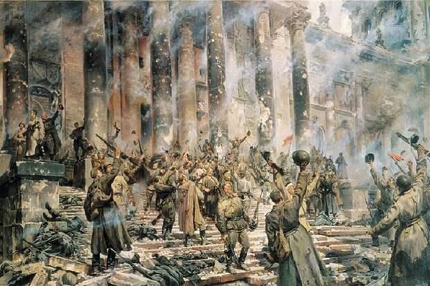 Непуганые немцы не ожидали бомбардировки Берлина авиацией СССР