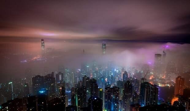ЧСиз-за сильного тумана спрогнозировали вРостове