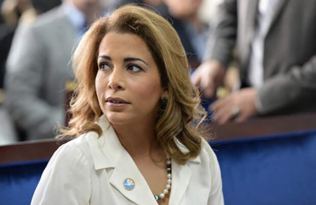 Принцесса Хая аль-Хуссейн.