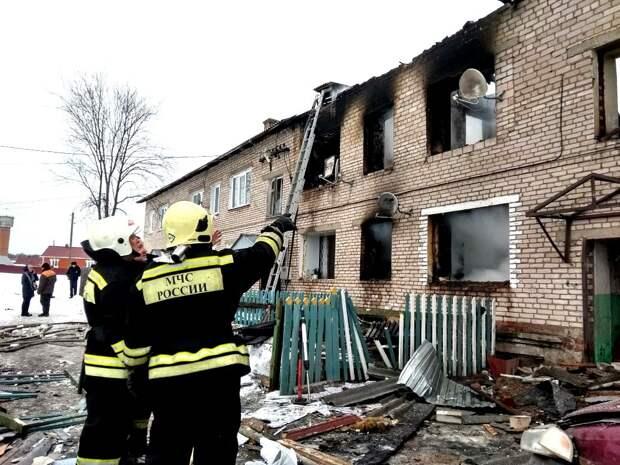 Пострадавших на пожаре в Игре начали выписывать из больницы