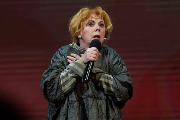 74-летняя Клара Новикова раскрыла секрет молодости и отличного самочувствия