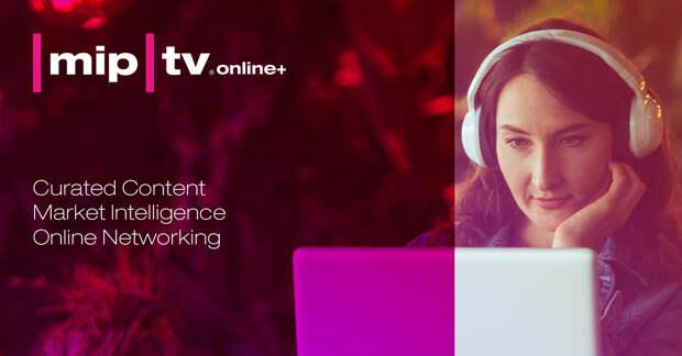 Международный рынок контента MIPTV пройдёт онлайн