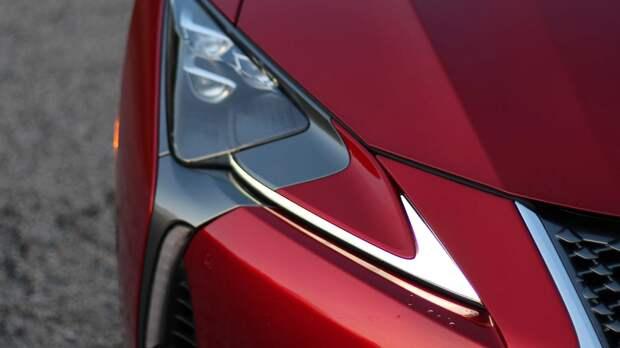 Кабриолет Lexus LC 500 2021-такой красоты вы еще не видели!