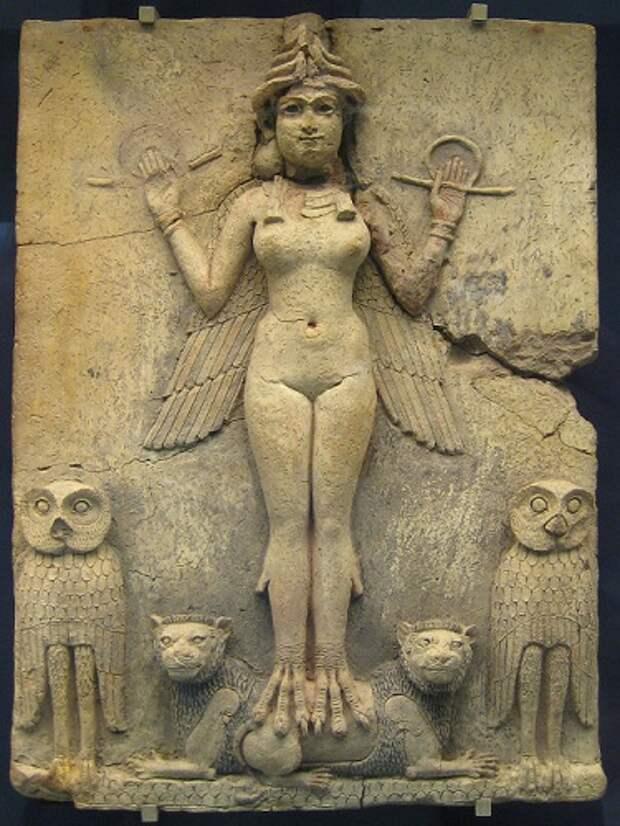 Лилит: Первая жена Адама