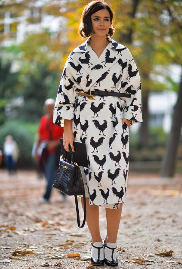 Что такое critter print и как носить одежду с таким узором