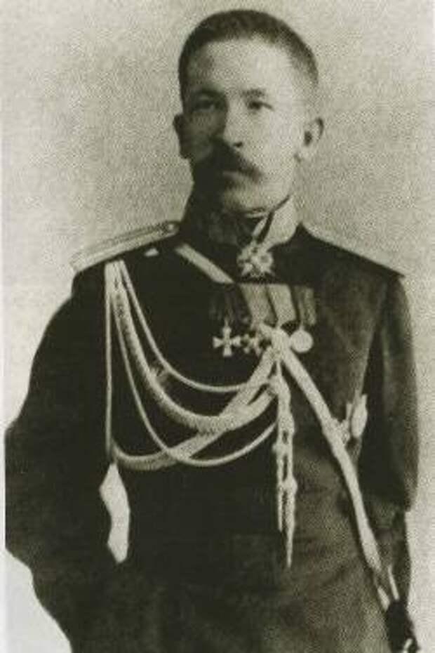 Человек-стихия. Генерал Лавр Корнилов