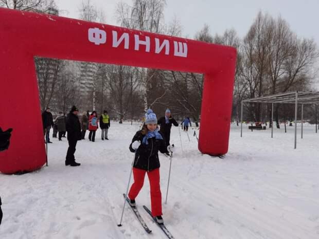 Соревнования в Лианозове стали для жителей праздником – фоторепортаж