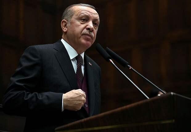 Эрдоган: отношения Турции и США при Байдене ухудшились