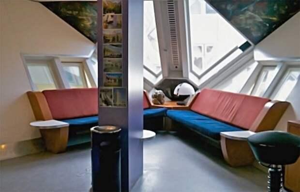 7 ярких фото кубических домов в Роттердаме, которые нарушают законы физики