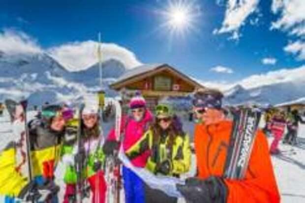 Зимние маршруты 2019 - Лез-Арк (Les Arcs)