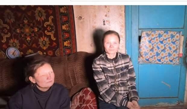 Дочь сматерью вБугуруслане «завалили» дровами ипообещали имкупить дом