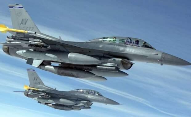 Киев «открыл» небо Крыма для авиации НАТО